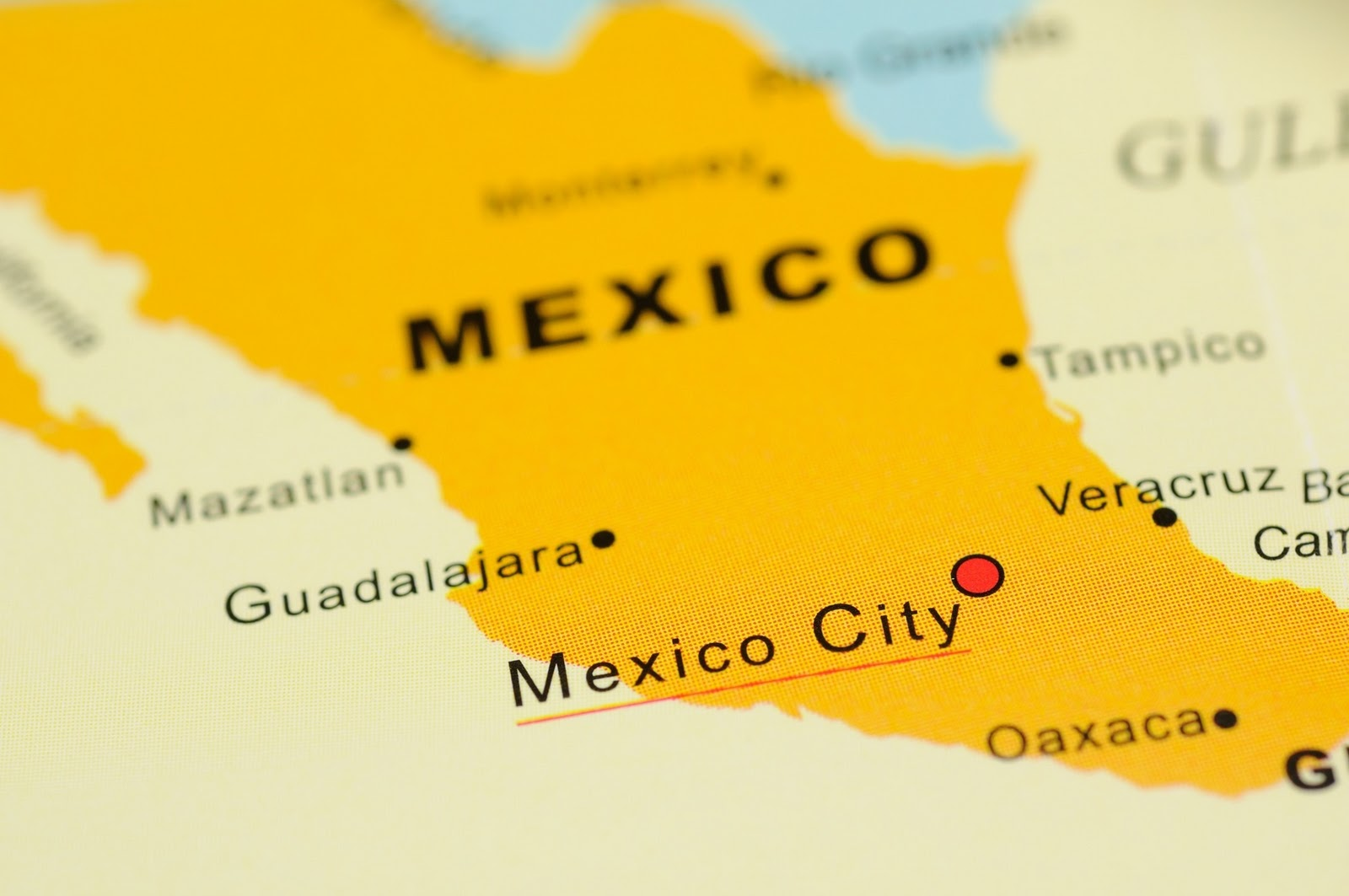 About guad help me for Travel to mexico city
